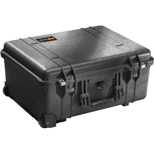 PELICAN ハードケース 1564 ディバイダータイプ 22L ブラック 1560-004-110