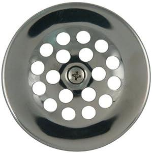 Keeney K5064PC Bath Drain Strainer Dome Cover Chrome