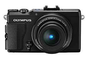 Olympus XZ-2 Digital Camera (Black)