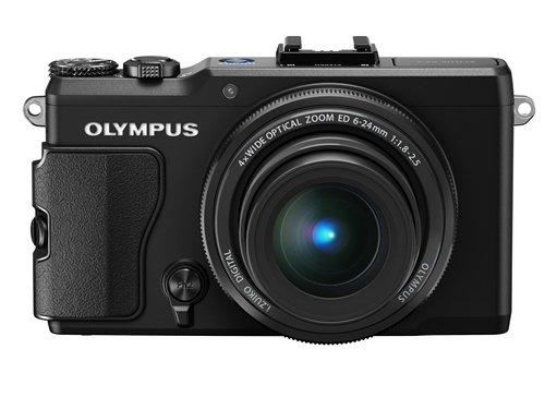 Olympus Stylus XZ-2 Compact Camera