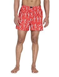 Dirty Laundry Men Blend BOXER (Red)