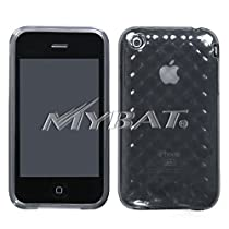 iPhone 3G iPhone 3G S Smoke Diamond Candy Skin Case
