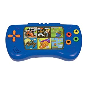 KidVid Handheld Toddler Activity Toy