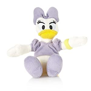 """Mickey Mouse Clubouse Core 8"""" Soft Toy (Daisy Duck)"""