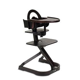 Scandinavian Child Svan Convertible High Chair