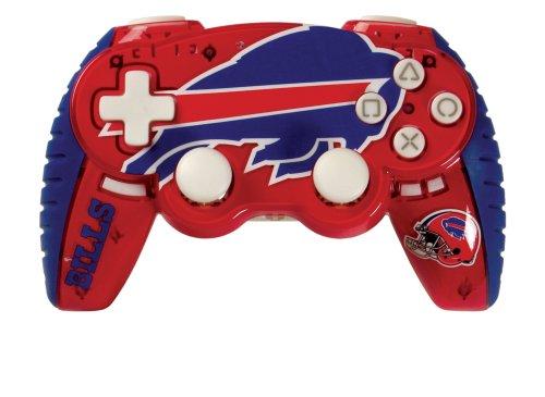 MadCatz-Playstation 3 Buffalo Bills Wireless Game Pad