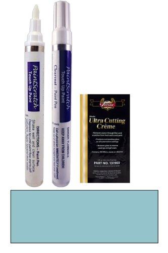 2002 Mini All Models Electric Blue Metallic 870 Touch Up Paint Pen Kit - Original Factory Oem Automotive Paint - Color Match Guaranteed