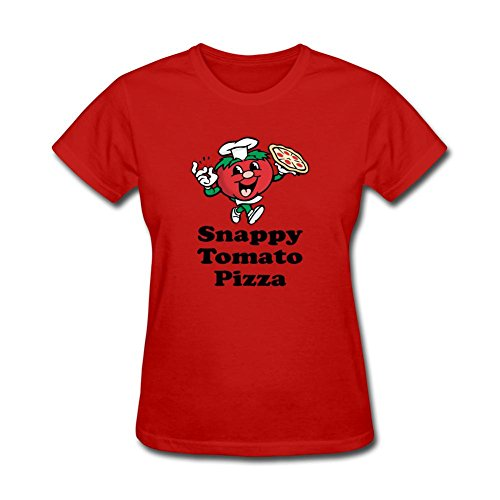 holyshirt-womens-snappy-tomato-pizza-short-sleeve-t-shirt-x-large-red