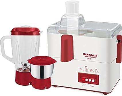 Maharaja Whiteline Gala 450W Juicer Mixer Grinder