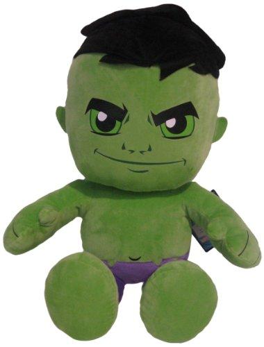 Disney - 5879499 - Doudou - Marvel - Hulk - 50 cm