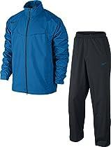 Nike GOLF STORM-FIT RAIN SUIT MILITARY BLUE/BLACK L