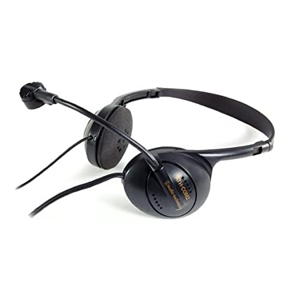 Audio-Technica-ATH-COM2-On-Ear-Headset