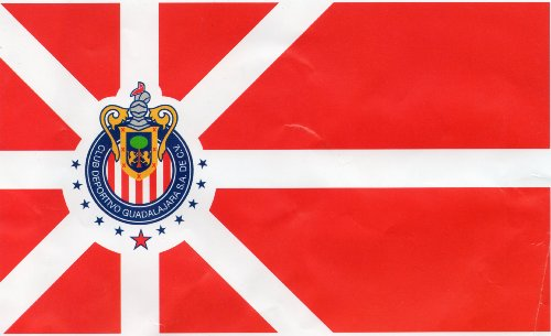 Kole Large Officially Licensed Chivas Horizontal Flag
