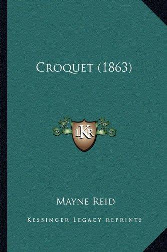 Croquet (1863)
