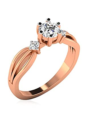 Friendly Diamonds Anillo FDR8714R (Oro Rosa)