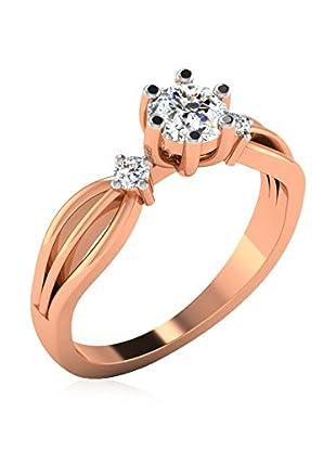 Friendly Diamonds Anillo FDR8714R (Oro Rosa)