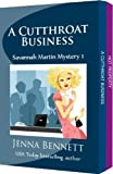 Cutthroat Business Mysteries boxed set 1-2 (Savannah Martin)