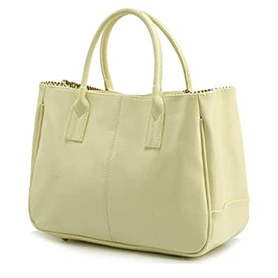 Catkit Fashion Womens Simple Design Business Handbag Office Tote Shoulder Bag