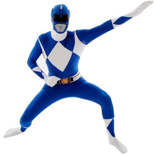 Morphsuits Men's Morphsuit Power Ranger Black