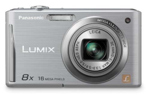 Panasonic DMC-FH25 16.1MP Digital Camera with 8X Wide Angle Image Stabilized Zoom and 2.7-Inch LCD - Silver Review