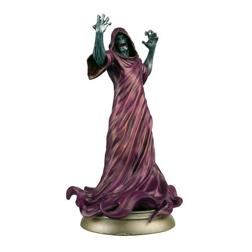 DC Superhero Desaad Black Pawn Chess Piece with Collector Magazine - 1