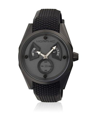 Morphic Reloj con movimiento cuarzo japonés Mph3403 Negro 44  mm