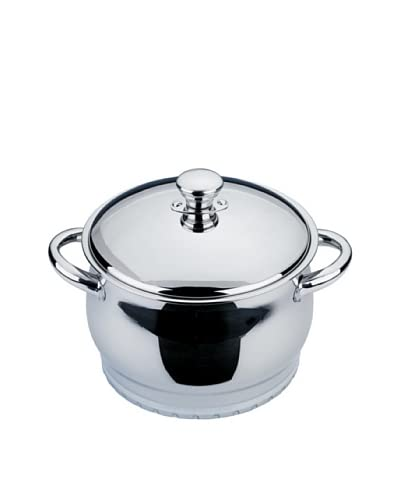 BergHOFF Cosmo 4-Qt. Covered Dutch Oven, Silver, 8