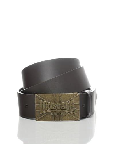 Lonsdale Cinturón Piel Chuck