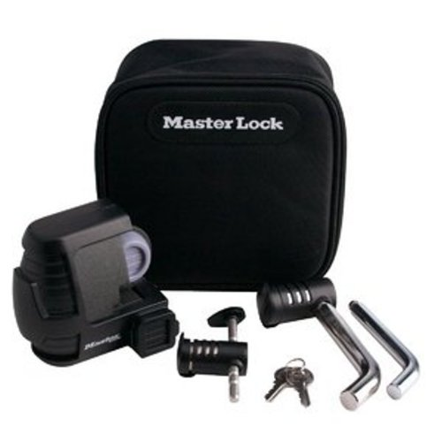 Cheapest Price! Master Lock 3794DAT Trailer Coupler and Hitch Pin Lock Set, Keyed Alike