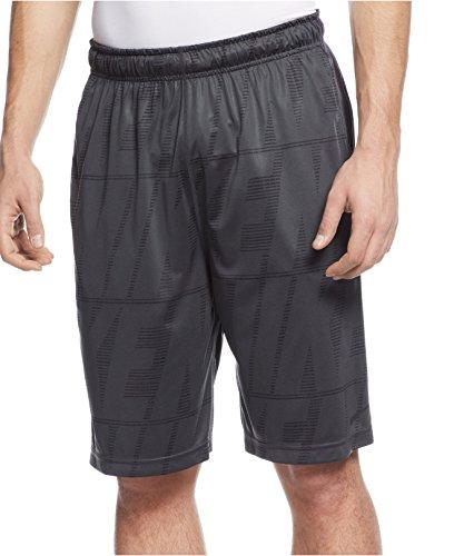 Nike Men's Fly Cell Training Shorts (Small, Dark Ash)