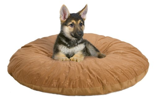Round Dog Bed Covers 4428 front
