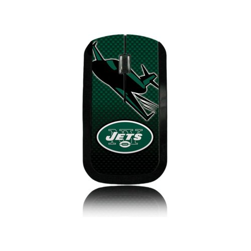 NFL New York Jets Team Promark Wireless Mouse at Amazon.com