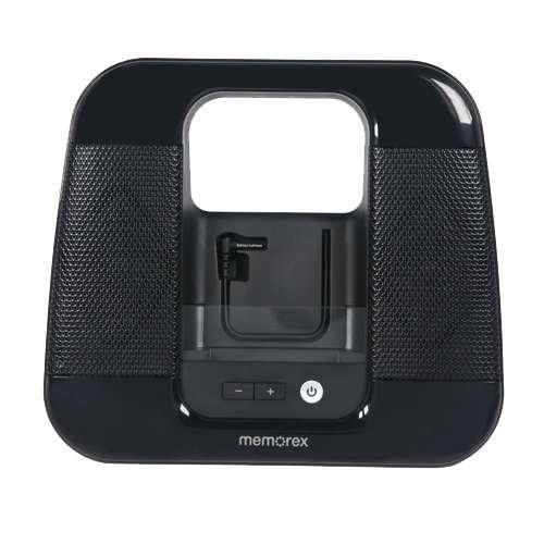 Memorex Universal Black Portable Speaker cms 743