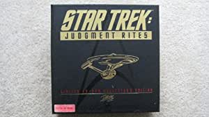 Star Trek: Judgement Rites Limited CD-Rom Collector's Edition