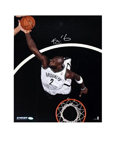 Steiner Sports Memorabilia Kevin Garnett Brooklyn Nets Dunk Signed Photo