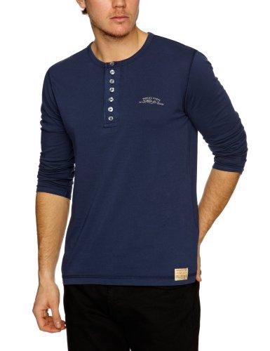 Replay M6025S Printed Men's T-Shirt Royal Blue Large