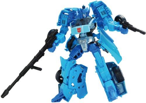 Transformers United UN16 Autobot Blurr PVC figure [JAPAN] (Transformers United compare prices)