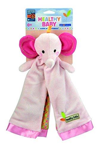 Kids Preferred Healthy Baby Blanket, Elephant - 1