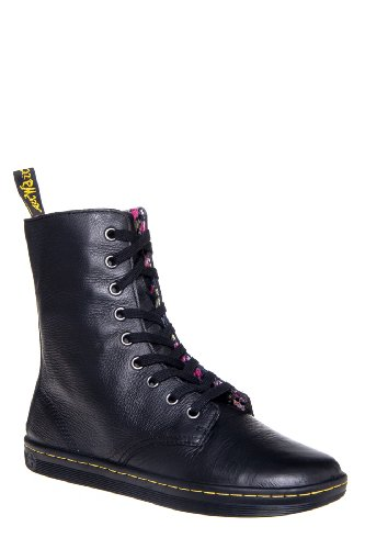 Dr. Martens Stratford Flat Lace Up Bootie