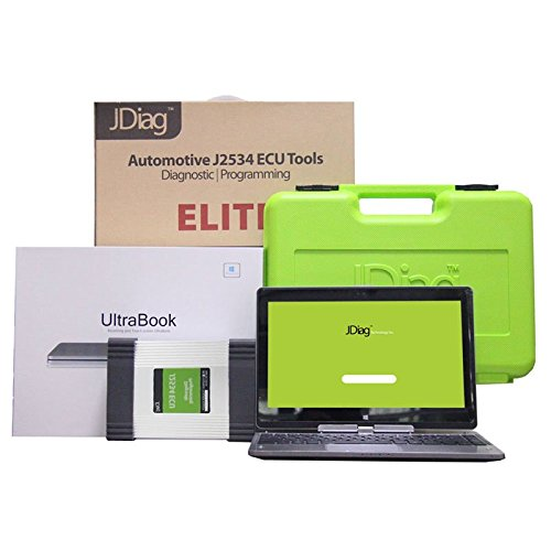 Best Offer JDiag Elite Automotive J2534 ECU Tools Diagnostic and