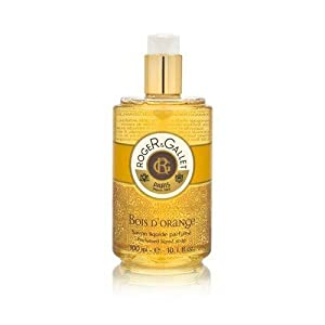Roger & Gallet Perfumed Liquid Soap Bois D'orange 10.1 oz