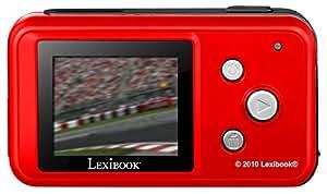 Lexibook DJ048FE Ferrari Appareil Photo Numérique 5 Mpix