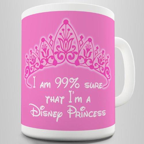 Disney Princess Coffee Mug