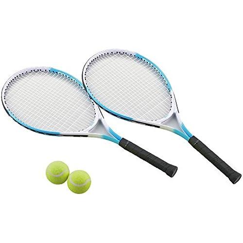 kaiser(kaiser) JR (쥬니어) 테니스 라켓 세트 KW-925 케이스 첨부 레져 패밀리 스포츠-KW-925