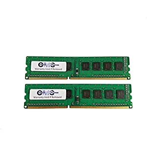 4Gb (2X2Gb) Memory Compatible With Dell Poweredge R210 Ii Server Ddr3 1333 By CMS B75