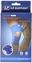 Lp Support 691 - Elastic Maxwrap (Calf,Hamstring,Knee,Thigh)