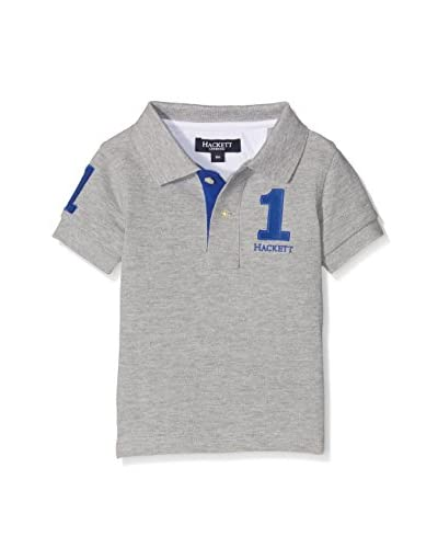 Hackett London Polo New Class Ss T [Blu Scuro]