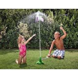 Banzai drinking water Slide:Toy Story three Buzz Lightyear skyrocket Blast Sprinkler