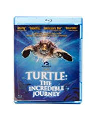 Turtle: The Incredible Journey Blu-ray DVD