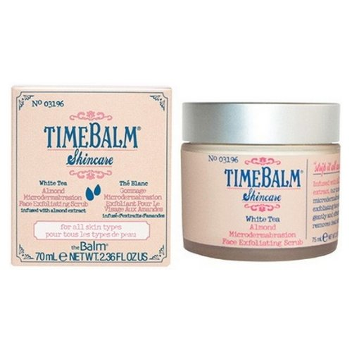 (3 Pack) theBalm Almond Microdermabrasion Face Exfoliating Scrub - For Normal To Combination Skin